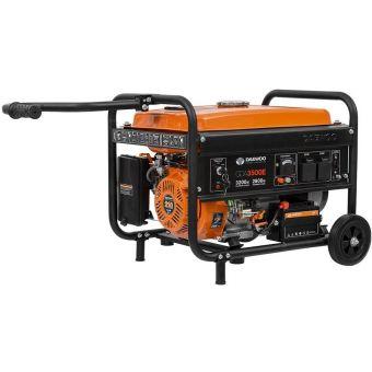 Бензиновый электрогенератор Daewoo GDA 3500E